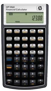 เครื่องคิดเลขการเงิน