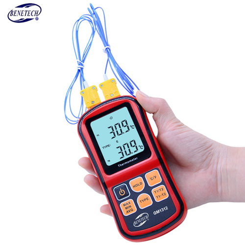 เครื่องวัดอุณหภูมิ GM1312