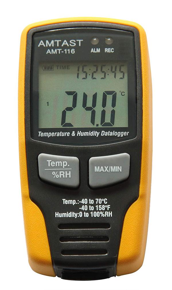 เครื่องวัดอุณหภูมิ AMTAST AMT-116