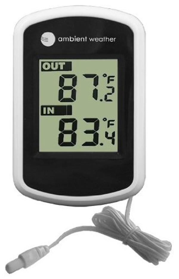 เครื่องวัดอุณหภูมิ Ambient Weather WS-02