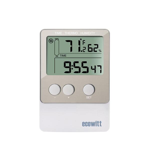 เครื่องวัดอุณหภูมิ ECOWITT DS102