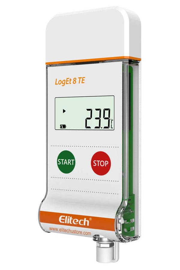 เครื่องวัดอุณหภูมิ Elitech LogEt 8 TE