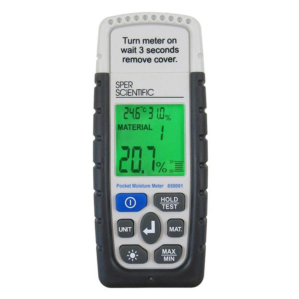 เครื่องวัดอุณหภูมิ Sper Scientific 850001