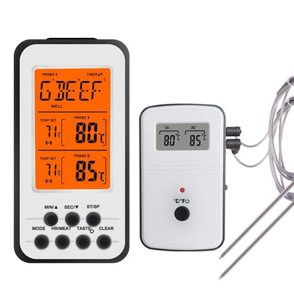 เครื่องวัดอุณหภูมิ TULFUL KN6008-2