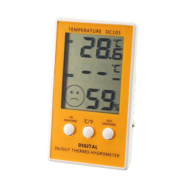 เครื่องวัดอุณหภูมิ uxcell DC105